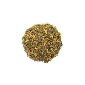 driedherbsonline Agrimony stops irritation of the urinary tract that may increase a child's urge to urinate and, therefore, may be useful in the treatment of bladder leakage and bed wetting. Sip a cup of Agrimony tea slowly before retiring to bed.