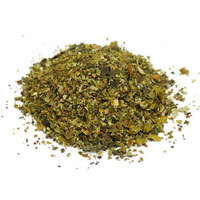 Driedherbsonline Bladderwrack The main use of the herb has been for the stimulation of the thyroid gland as a treatment for obesity and cellulite.