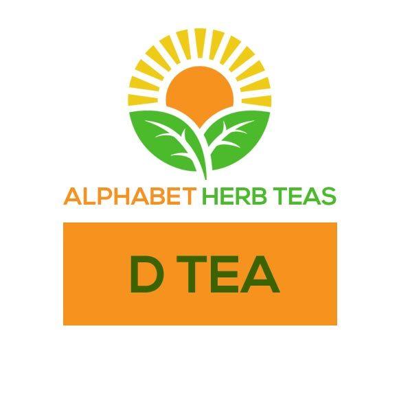D-TEA - Healing Herb Teas - Dried Herbs Online