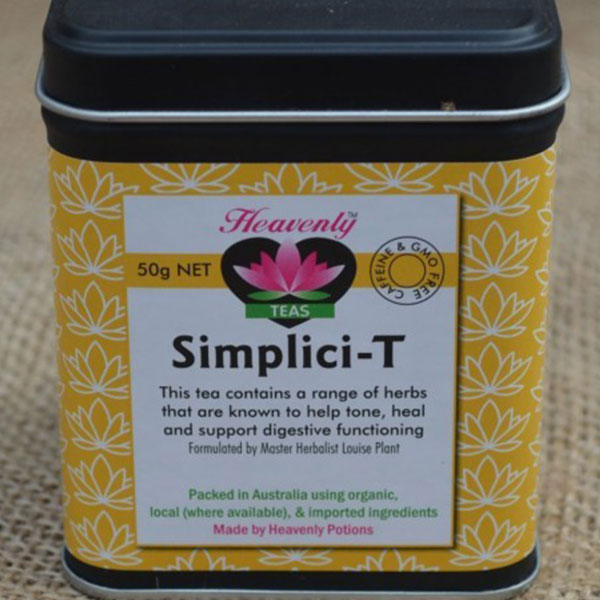 Driedherbsonline Simplici Tea – The wholesome tonic and support for digestive functioning