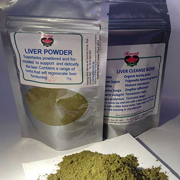 Liver Cleanse Powder