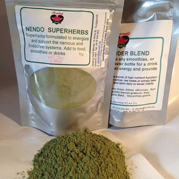 Nendo Energy Powder